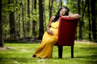 Taneshia's Maternity Session