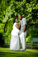 Elizabeth's Maternity Session